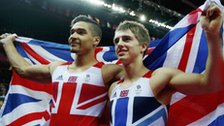 Great Britain gymnasts
