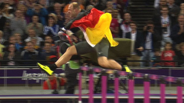 Germany's Robert Harting