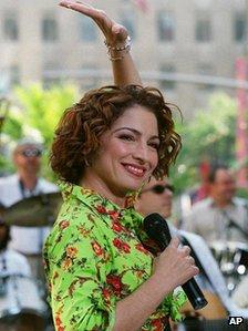 Gloria Estefan - file photo 2000