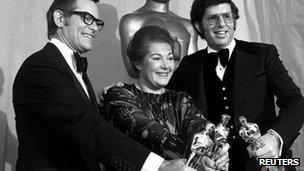 Alan Bergman, Marilyn Bergman and Marvin Hamlisch