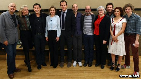 Cast of Arrested Development