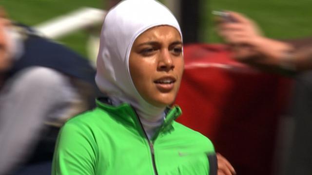 Saudi Arabia's Sarah Attar