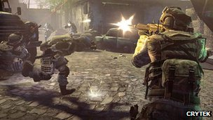 Warface screenshot