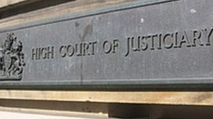 High Court in Edinburgh