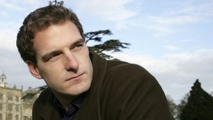 TV presenter Dan Snow