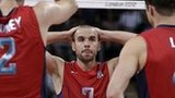 The US volleyball team lament their Olympic loss to Italy