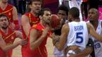 France V Spain Basketball