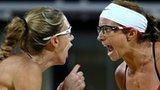 Misty May-Treanor and Kerri Walsh-Jennings