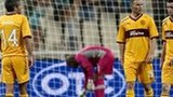 Motherwell lost 3-0 to Panathinaikos in Athens