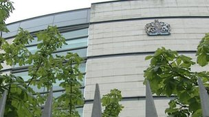 Belfast Magistrates Court