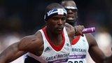 GB 4x400m hurdles