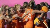 Netherlands hockey players