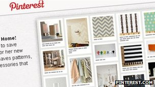 Pinterest became the fastest-growing site in history