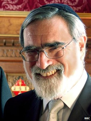 Lord Jonathan Sacks