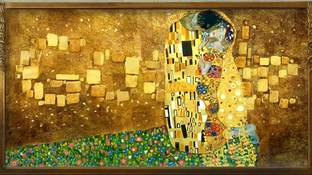 Klimt Google doodle