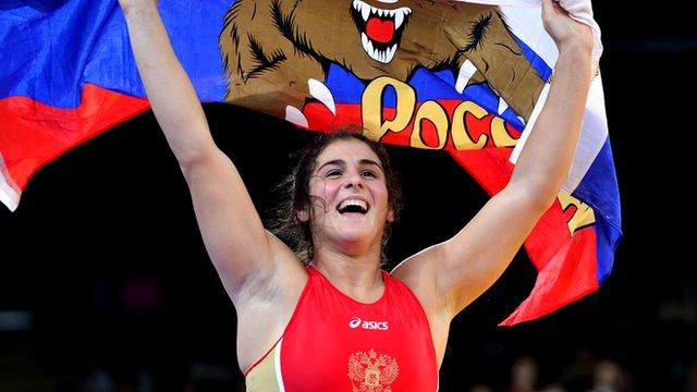 Natalia Vorobieva