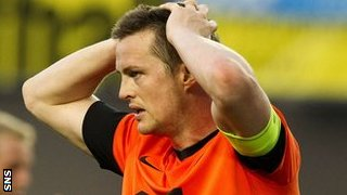 Dundee United captain Jon Daly