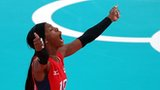 USA's Destinee Hooker