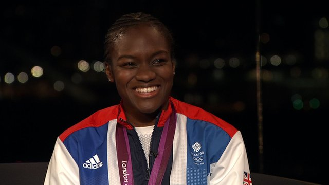 Great Britain&#039;s Nicola Adams