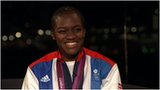Great Britain's Nicola Adams