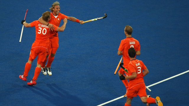 GB men suffer heavy hockey defeat