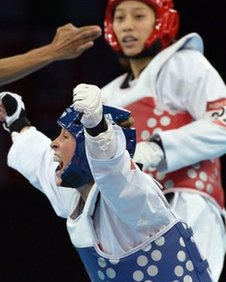 GB taekwondo star Jade Jones