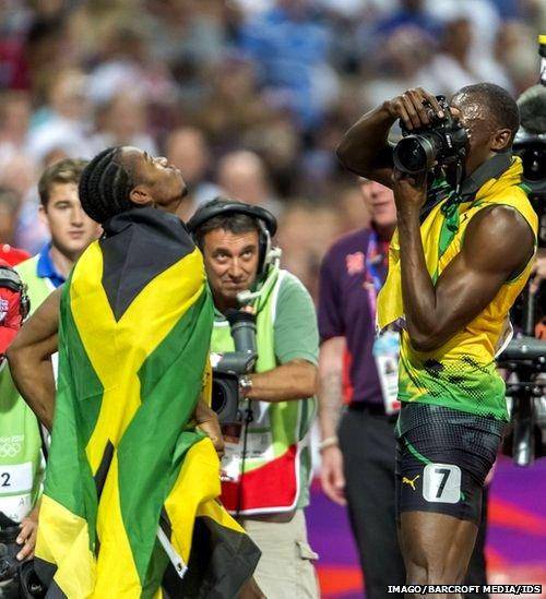 Usain Bolt of J...