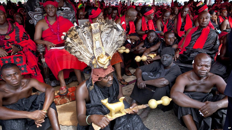 Ethnic groups in ghana