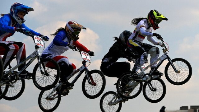Mariana Pajon secures BMX gold