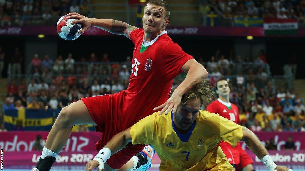 handball france denmark
