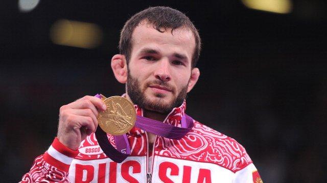 Otarsultanov seals wrestling gold