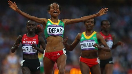 Meseret Defar