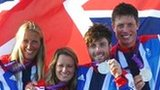 Britain's 470 medallists