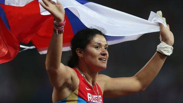 Tatyana Lysenko