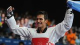 Argentina's Olympic taekwondo champion Sebastian Eduardo Crismanich