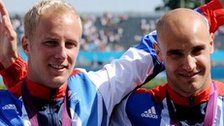 Liam Heat &amp; Jon Schofield win bronze