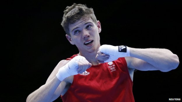 Luke Campbell