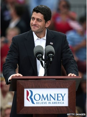 Paul Ryan in Norfolk, Virginia (11 Aug 2012)