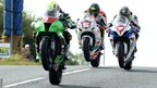 Ian Lougher, Bruce Anstey and Guy Martin