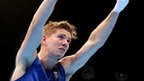 Historic boxing win for Campbell