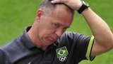 Brazil coach Mano Menezes