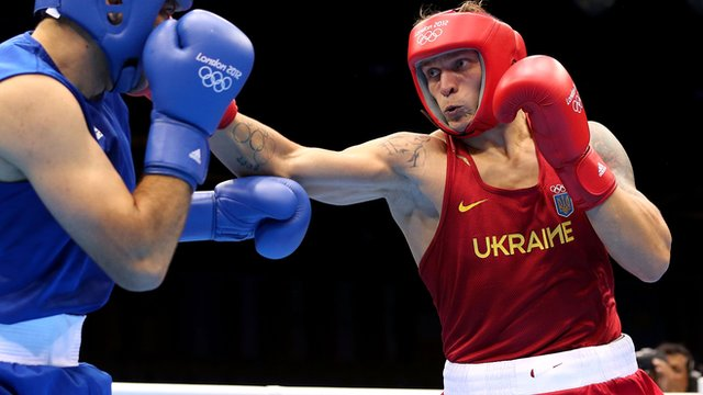 Uysk claims heavyweight title
