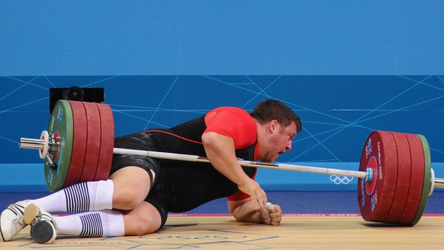 Matthias Steiner painful accident