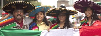 Mexico celebrations