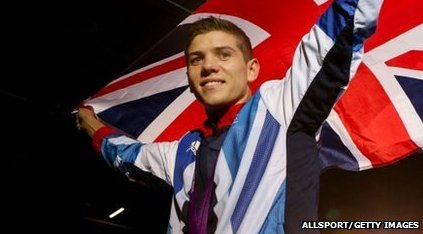 GB boxer Luke Campbell