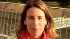 BBC 2012 reporter Claire Heald