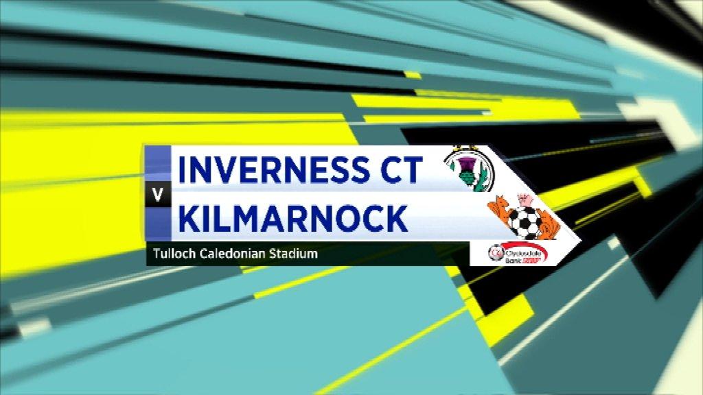 Highlights - Inverness 1-1 Kilmarnock