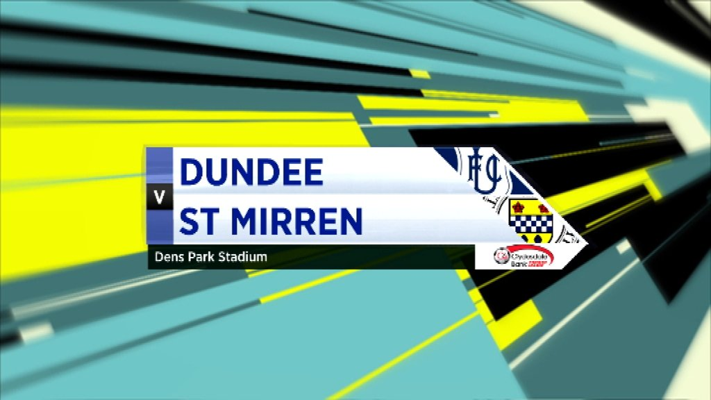 Highlights - Dundee 0-2 St Mirren