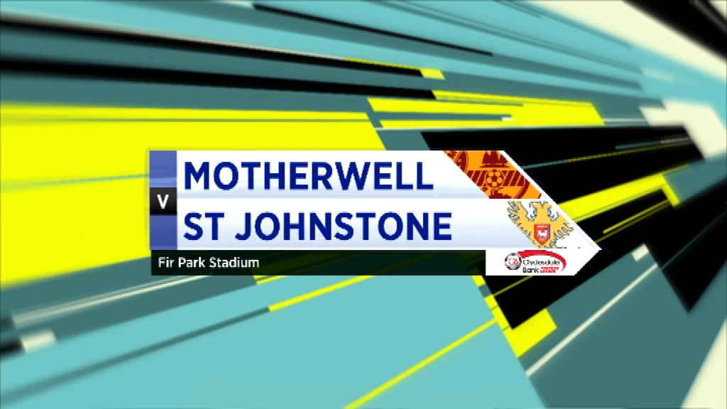 Highlights - Motherwell 1-1 St Johnstone