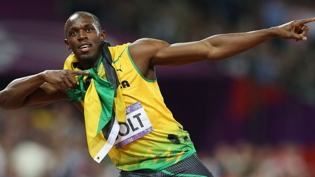 Usain Bolt the greatest ever?
